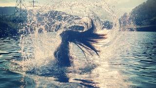 SRF 3 Sommer-Foto: Der Haarschwung gewinnt!