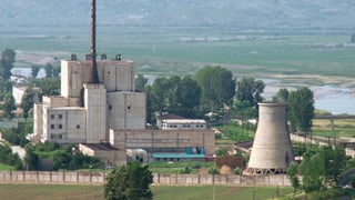 Nordkorea fährt umstrittenen Atomreaktor in Yongbyon hoch