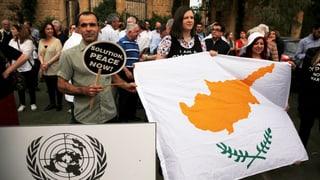 Zypern vor der Wiedervereinigung
