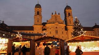 Streifzug nach Einsiedeln – Kultur hoch drei im Klosterdorf