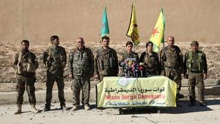 Siria: Offensiva sin la citad Rakka