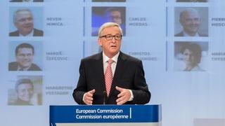 EU-Kommission neu bestellt – Euroskeptiker übernimmt Finanzen