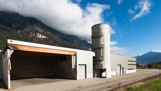 Resgia gronda a Domat daventa zona industriala