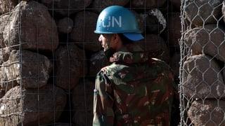 Syrien: UNO sucht Geld – Israel eine Position