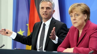 Nettes Gespräch mit Merkel, aber kein Entgegenkommen