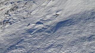 La lavina ha era fatg donns en l'alp sut da Schlans