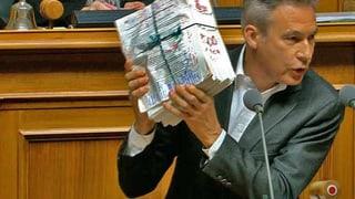 «Halbieren Sie diesen Blödsinn, Herr Bundesrat!»