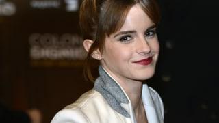 Emma Watson legt Schauspielkarriere auf Eis