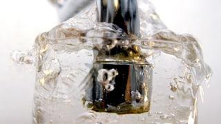 Trinkwasser in Stüsslingen bleibt verschmutzt
