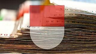 Budget 2016: Kanton Solothurn rechnet mit 58 Millionen Defizit