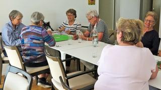 Senioren sollen möglichst lange selbständig wohnen können