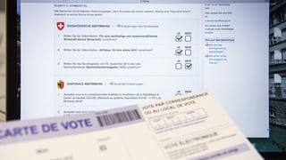 Kann E-Voting komplett sicher sein, Herr Baeriswyl?