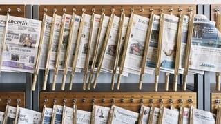 Die Qualität im Schweizer Journalismus sinkt