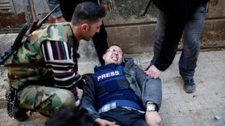 Die fünf gefährlichsten Länder für Journalisten