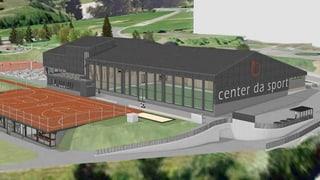 Mustér: Project per il center da sport sto vegnir surlavurà