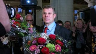 SP verteidigt einen Sitz in der Berner Regierung
