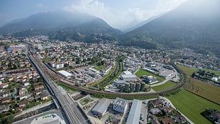 Wird Bellinzona am Wochenende zur zehntgrössten Stadt?