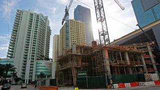 In Miami wird wieder gebaut
