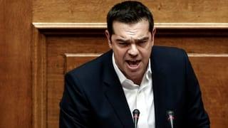 Tsipras übersteht Kraftprobe
