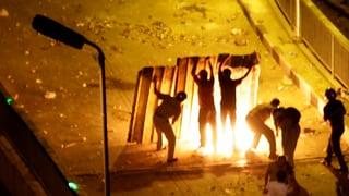 Proteste in Ägypten enden in Gewalt