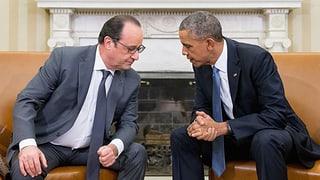 Obama: «Wir werden gewinnen, der IS wird verlieren»