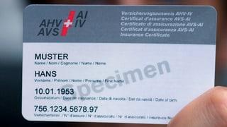 Nationalrat will im Grundbuch die AHV-Nummer verwenden