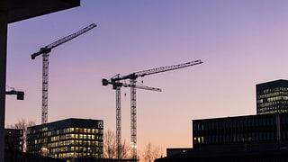 Das grosse Zusammenraufen für die neue Bau- und Zonenordnung