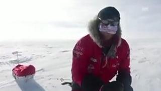 Ziel endlich erreicht: Prinz Harry ist am Südpol