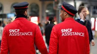 Streik kostet französische Bahn Millionen