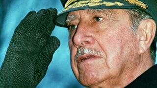Chiles Richter entschuldigen sich bei den Opfern von Pinochet