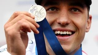Nino Schurter gewinnt EM-Silber