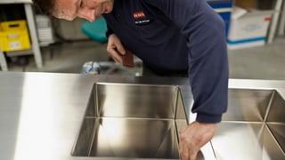 Küchenhersteller Franke Gruppe Aarburg streicht Stellen