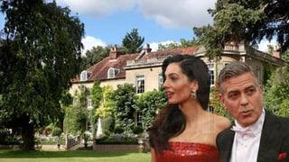 George Clooney: Ärger mit den Nachbarn