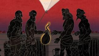 Video «Odyssee animiert: Neidvolle Gefährten (6/14)» abspielen