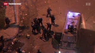 Massive Polizeigewalt erschüttert Ägypten