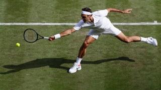 Dolgopolow erklärt Forfait – Federer nach Kurzauftritt weiter