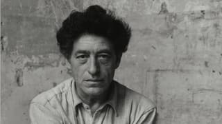 Alberto Giacometti – in Sisifus ventiraivel? (Artitgel cuntegn audio)