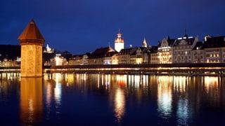 Luzern leuchtet mit Ökostrom (Artikel enthält Bildergalerie)