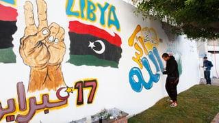 In Libyen herrschen nach wie vor Chaos und Gewalt