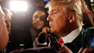 Donald Trump als Hauptredner ausgeladen