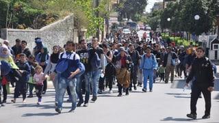 Griechenland stimmt für EU-Türkei-Deal