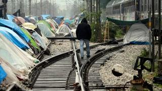 Tagesgespräch Flüchtlingsroute «Tagesgespräch» unterwegs auf der Flüchtlingsroute