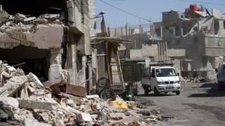 Vorerst doch kein Abzug der Islamisten aus Damaskus