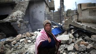 In Syrien tobt ein Krieg ohne Zukunft