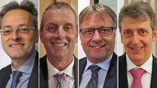 Vier Männer, ein Sitz: Spannende Wahl in Nidwalden am 28. Februar