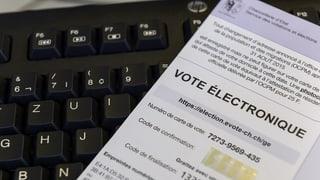 Genf verzichtet auf eigenes E-Voting-System