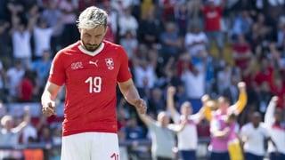 Nati unterliegt England im Penaltyschiessen