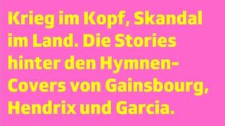 Wie die Nationalisten vor Serge Gainsbourg einknickten (Artikel enthält Audio)