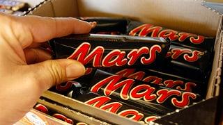 Plastik im Riegel: Mars ruft auch in der Schweiz Schoggi zurück