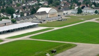 Doppelt so viele Flüge in Dübendorf?